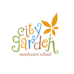 City Garden Montessori School logo