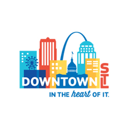 Downtown STL logo